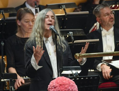 Patti Smith's transcendant Nobel moment